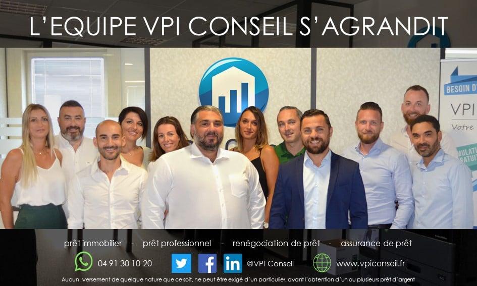 L'équipe VPI s'agrandit, et nous sommes fiers de vous accueillir au sein de nos 6 AGENCES sur toute la région pour vous aider au mieux dans vos projets : L'Estaque, La Valentine, Aix en Provence, Martigues, Salon de Provence et Brignoles.