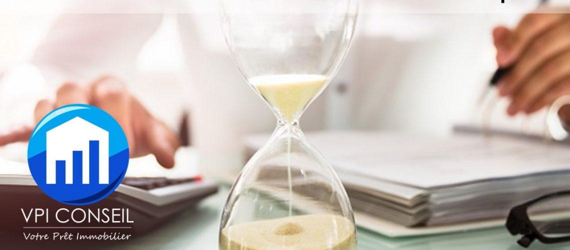 Quels sont les délais d'obtention d'un nouveau prêt
