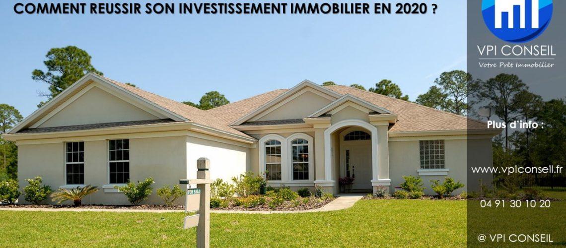 reussir sin investissement immobilier